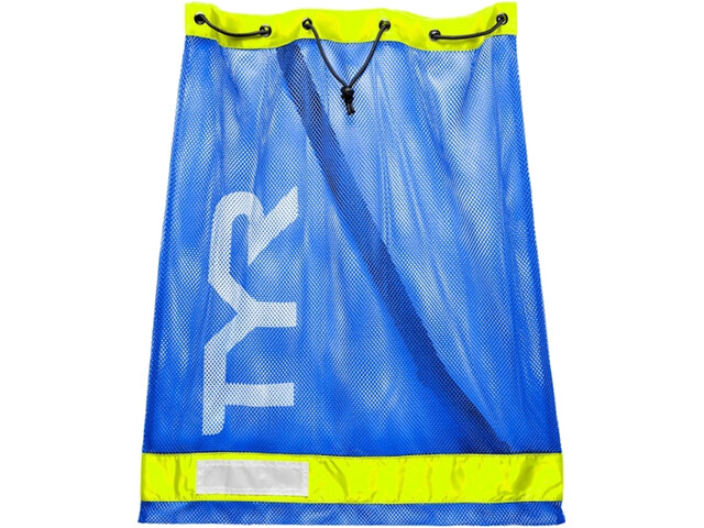 TYR Mesh Equipment Tas, royal/yellow